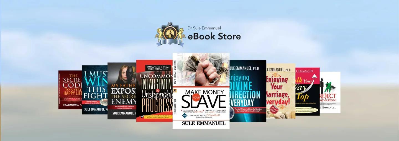 Dr Sule Emmanuel's online store